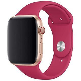 アップルウォッチ(Apple Watch)の未開封品 apple watch純正品バンド スポーツベルト 正規品(その他)