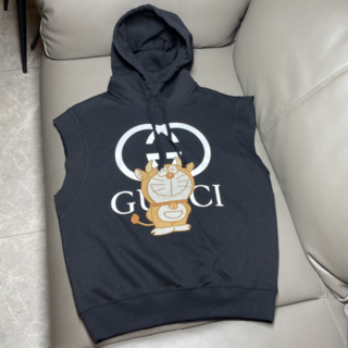 Gucci - ◆GUCCI◆ノースリーブスウェットシャツ