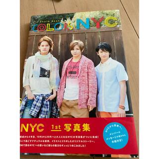 エヌワイシー(NYC)のNYC 1st写真集 写真集 COLORS NYC (アイドルグッズ)