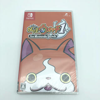 ニンテンドースイッチ(Nintendo Switch)の妖怪ウォッチ1 for Nintendo Switch (家庭用ゲームソフト)