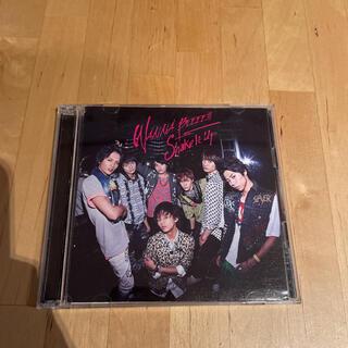 キスマイフットツー(Kis-My-Ft2)のWANNA BEEEE!!!/Shake It Up Kis-My-Ft2 (ポップス/ロック(邦楽))