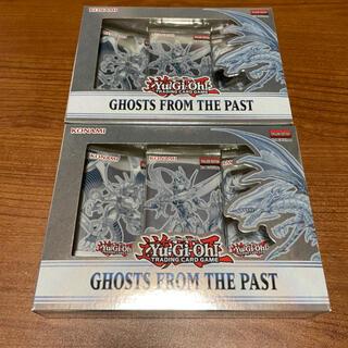 ユウギオウ(遊戯王)の遊戯王 Ghosts From the Past eu版 2box(Box/デッキ/パック)
