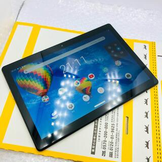 レノボ(Lenovo)の2-5942中古美品 !SIMFREE Lenovo Tablet 801 LV(タブレット)