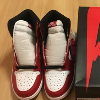 NIKE AIR JORDAN 1 CHICAGO 26.5cm(スニーカー)