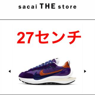 ナイキ(NIKE)の27 nike sacai vapor waffle(スニーカー)