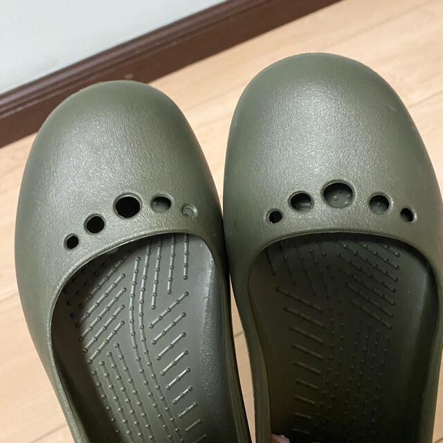 crocs(クロックス)の美品! crocs クロックス パンプス レディースの靴/シューズ(ハイヒール/パンプス)の商品写真