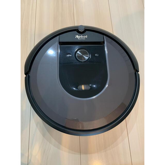 iRobot(アイロボット)の専用になります。ルンバ i7+ Roomba アイロボット iRobot 美品 スマホ/家電/カメラの生活家電(掃除機)の商品写真