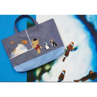 familiar - ファミリア × ニフレル カクレクマノミのデニムバッグ