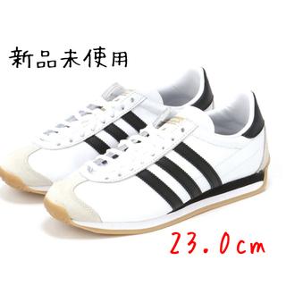 アディダス(adidas)のアディダス adidas カントリー OG COUNTRY OG 白 23.0(スニーカー)