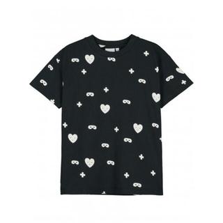 キャラメルベビー&チャイルド(Caramel baby&child )の新品 beauloves  Tシャツ ハート(Tシャツ/カットソー)