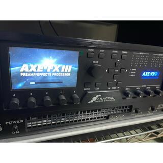 AXE FX 3 / Fractal Audio +matrixパワーアンプ(ギターアンプ)
