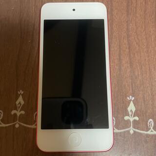 アイポッドタッチ(iPod touch)のiPod touch 第5世代 32GB ピンク【⠀値下げしました! 】(ポータブルプレーヤー)