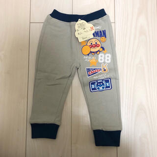 アンパンマン(アンパンマン)の新品・未使用 アンパンマン パンツ ズボン 90(パンツ/スパッツ)