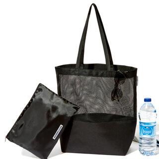 ドゥーズィエムクラス(DEUXIEME CLASSE)のオトナミューズ 6月号付録 ドゥーズィエムクラスお買物バッグ&ポーチ(エコバッグ)