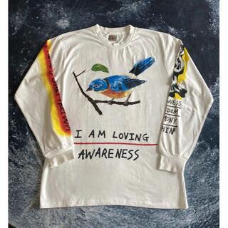 kanye west yeezy season6 wes lang bird(Tシャツ/カットソー(七分/長袖))