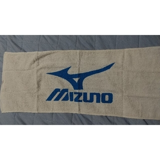 ミズノ(MIZUNO)のミズノフェイスタオル(タオル/バス用品)