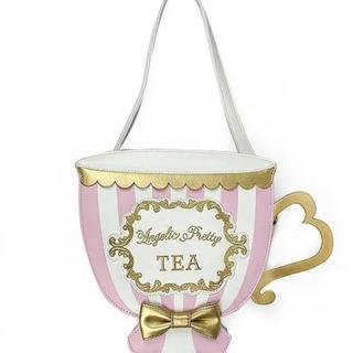 アンジェリックプリティー(Angelic Pretty)のAngelic Pretty Tea time バッグ jsk リング ソックス(ショルダーバッグ)
