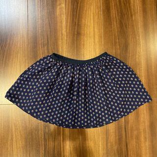 ラルフローレン(Ralph Lauren)の花柄スカート Ralph Lauren  4歳用(100cm)(スカート)
