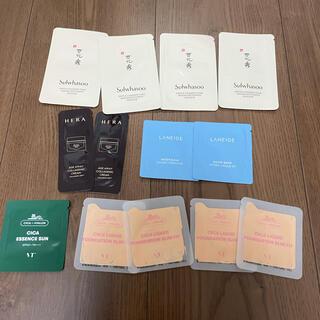 ソルファス(雪花秀)の韓国コスメ サンプル(サンプル/トライアルキット)