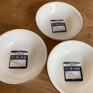 コレール(CORELLE)のコレールタフホワイトネイチャー 小ボウル 4枚(食器)