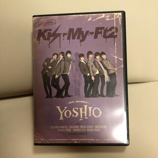 キスマイフットツー(Kis-My-Ft2)のKis-My-Ft2/YOSHIO-new member-(アイドルグッズ)