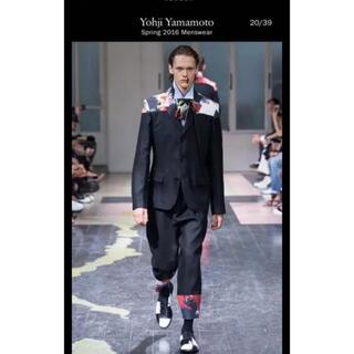 ヨウジヤマモト(Yohji Yamamoto)の2016AW超激レアシューズYOHJI YAMAMOTO POUR HOMME(ブーツ)
