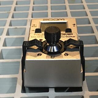 ZOOM MS-50G等用増設スイッチ(エフェクター)