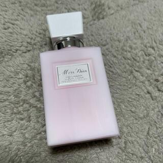 ディオール(Dior)のミスディオール Dior ボディーミルク75ml(ボディローション/ミルク)