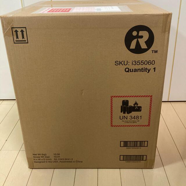 iRobot(アイロボット)のルンバi3+ アイロボット Roomba ロボット掃除機 スマホ/家電/カメラの生活家電(掃除機)の商品写真