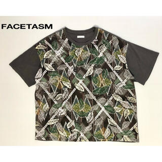 ファセッタズム(FACETASM)のFACETASM / ファセッタズム ボタニカル柄 Tシャツ(Tシャツ/カットソー(半袖/袖なし))