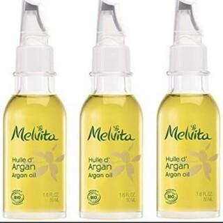 Melvita - 【新品】三点セット◎メルヴィータ アルガンオイル