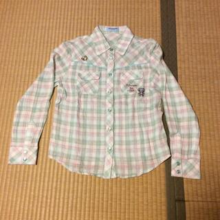 ポンポネット(pom ponette)の150ポンポネット、長袖シャツ(ブラウス)