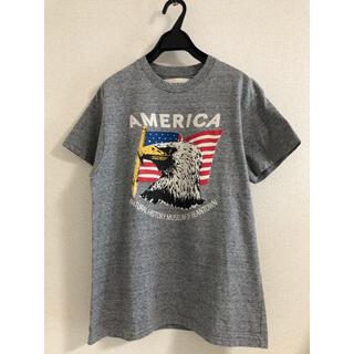 シンゾーン(Shinzone)の最終値下【美品】SHINZONE アメリカンイーグルTシャツ シンゾーン (Tシャツ(半袖/袖なし))