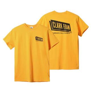 スタンダードカリフォルニア(STANDARD CALIFORNIA)のstandardcalifornia クラークフォーム Sサイズ(Tシャツ/カットソー(半袖/袖なし))