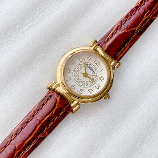 フォッシル(FOSSIL)のFOSSIL フォッシル  レディースクォーツ腕時計 稼動品(腕時計)