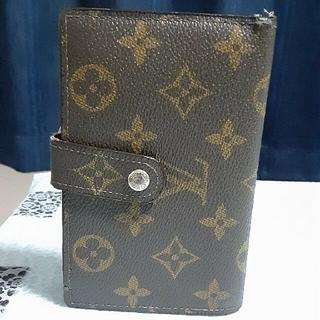 ルイヴィトン(LOUIS VUITTON)のルイヴィトン2つ折り財布(財布)