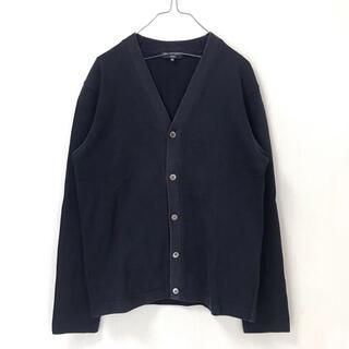 コムデギャルソン(COMME des GARCONS)のComme Des Garçons Homme cotton cardigan(ニット/セーター)