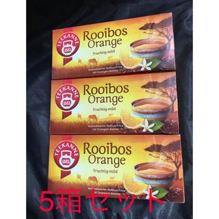 ルイボスティ オレンジ 5箱(茶)