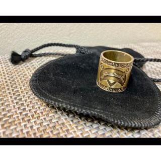 UNDERCOVER - 【廃盤】 undercover scab期 セディションリング sv925 指輪