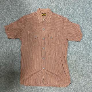 トウヨウエンタープライズ(東洋エンタープライズ)の東洋エンタープライズ インディアン ターコイズスナップボタン 半袖シャツ(シャツ)