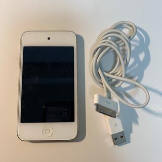 アイポッドタッチ(iPod touch)のiPod touch 第4世代 32GB【ジャンク品】(ポータブルプレーヤー)