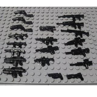 20 レゴ LEGO インスタ映え 武器 銃 戦争 プレゼント GW お家時間(ミリタリー)