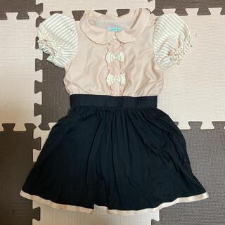 トッカ(TOCCA)の【TOCCA】ワンピース ドレス キッズ 100(ドレス/フォーマル)