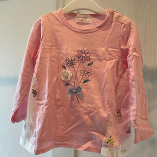 ウィルメリー(WILL MERY)の【新品未使用】WILL MERY  Tシャツ サイズ95(Tシャツ/カットソー)