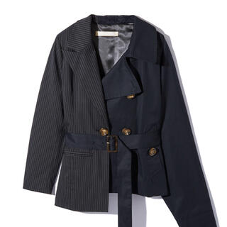 アクネ(ACNE)のleinwande half jacket(テーラードジャケット)