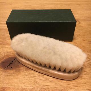 ジョンロブ(JOHN LOBB)の【江戸屋×Brift H】手植え靴ブラシ 山羊毛 BROOM&BRANCH(その他)
