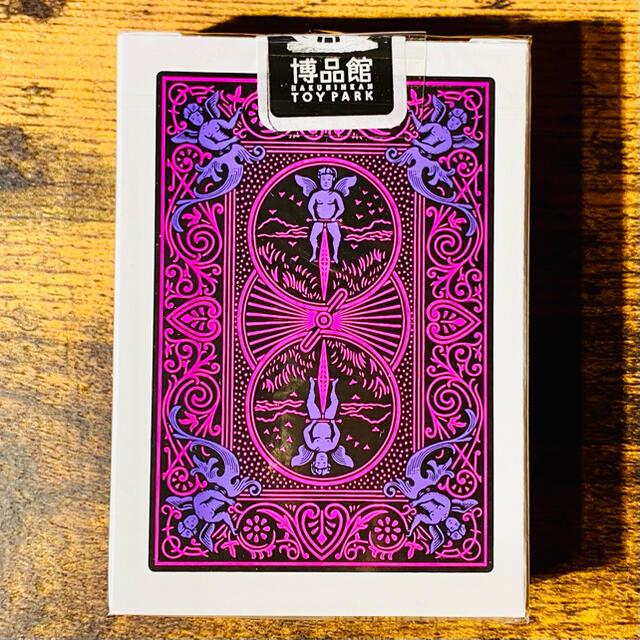 バイシクル・銀座 博品館 限定デック 2組 エンタメ/ホビーのテーブルゲーム/ホビー(トランプ/UNO)の商品写真