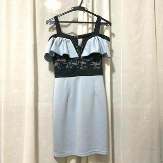 デイジーストア(dazzy store)のキャバドレス ドレス Mサイズ(ミニドレス)