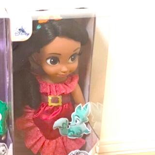ディズニー(Disney)のエレナ  アニメータードール(人形)