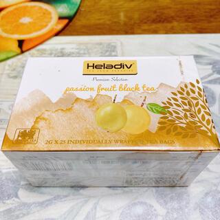 とってもいい香り!パッションフルーツティー 1箱【ドライハーブ&ハーブティー付】(茶)